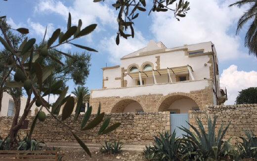 Progettazione casa Saracena